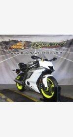 2017 Yamaha YZF-R6 for sale 200874853