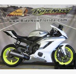 2017 Yamaha YZF-R6 for sale 200951342