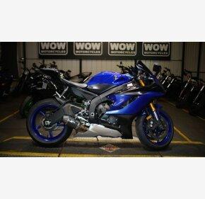 2017 Yamaha YZF-R6 for sale 200991118