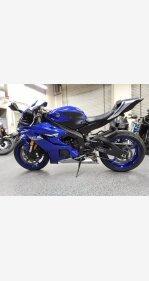 2017 Yamaha YZF-R6 for sale 201028537