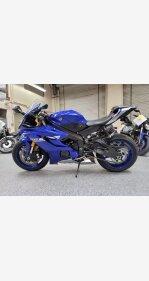 2017 Yamaha YZF-R6 for sale 201040442