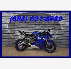 2017 Yamaha YZF-R6 for sale 201047092