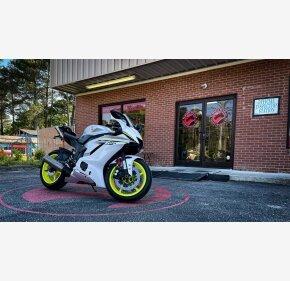 2017 Yamaha YZF-R6 for sale 201073277