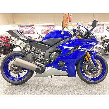 2017 Yamaha YZF-R6 for sale 201141557