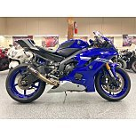 2017 Yamaha YZF-R6 for sale 201146522