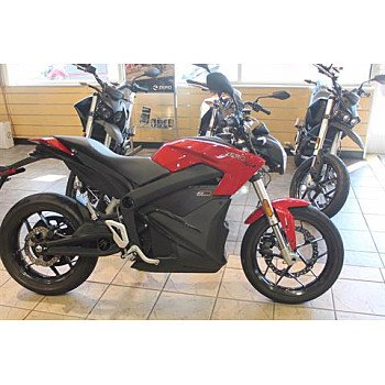 2017 Zero Motorcycles SR ZF13.0 for sale 200643556