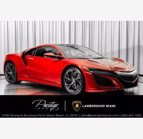2018 Acura NSX for sale 101437275