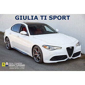 2018 Alfa Romeo Giulia for sale 101347915