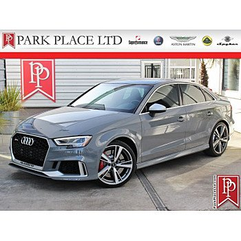 2018 Audi RS3 for sale 101231175