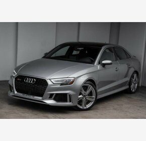 2018 Audi RS3 for sale 101299826