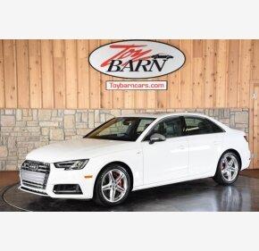 2018 Audi S4 Prestige for sale 101094216