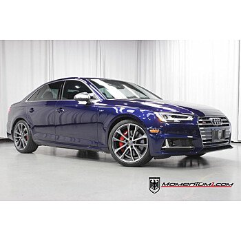 2018 Audi S4 for sale 101409516