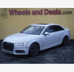 2018 Audi S4 for sale 101447570