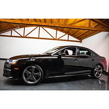 2018 Audi S4 for sale 101511487