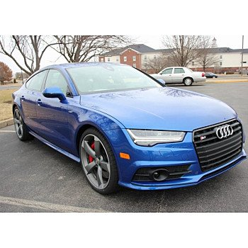 2018 Audi S7 Prestige for sale 101078357