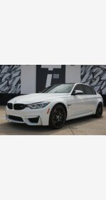 2018 BMW M3 for sale 101110003