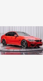 2018 BMW M3 for sale 101394438