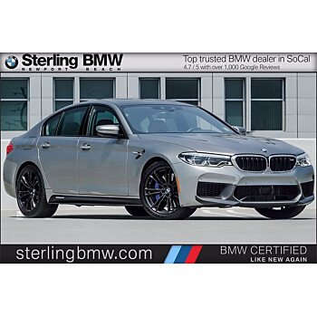 2018 BMW M5 for sale 101564290