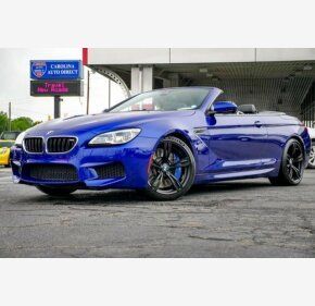 2018 BMW M6 Convertible for sale 101322328