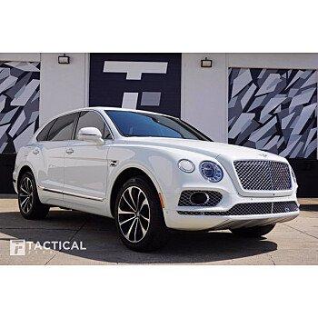2018 Bentley Bentayga for sale 101351494