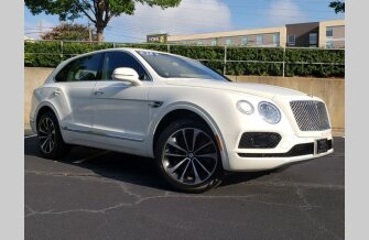2018 Bentley Bentayga for sale 101353121