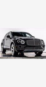 2018 Bentley Bentayga for sale 101437296