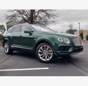 2018 Bentley Bentayga for sale 101446154