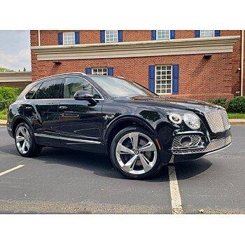 2018 Bentley Bentayga for sale 101536227