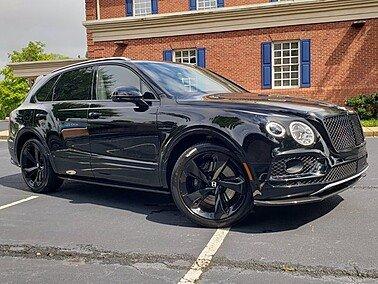 2018 Bentley Bentayga for sale 101557065