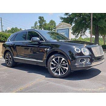 2018 Bentley Bentayga for sale 101563399