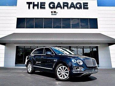 2018 Bentley Bentayga for sale 101565171