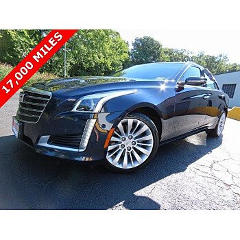 2018 Cadillac CTS for sale 101602629