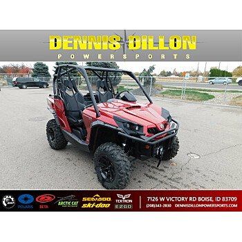 2018 Can-Am Commander 1000R for sale 200655232