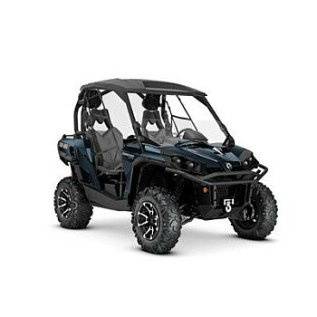 2018 Can-Am Commander 1000R for sale 200662751