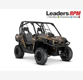 2018 Can-Am Commander 1000R for sale 200511294
