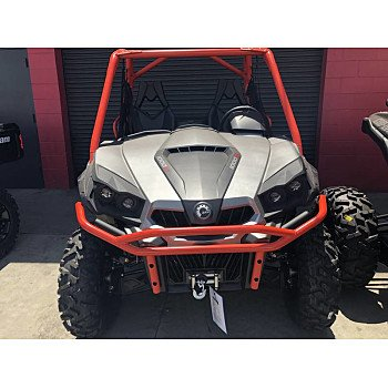 2018 Can-Am Commander 1000R for sale 200544402