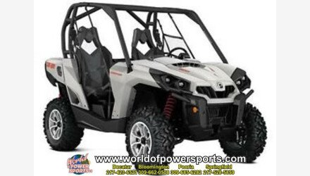 2018 Can-Am Commander 1000R for sale 200636817