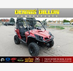 2018 Can-Am Commander 1000R for sale 200655217