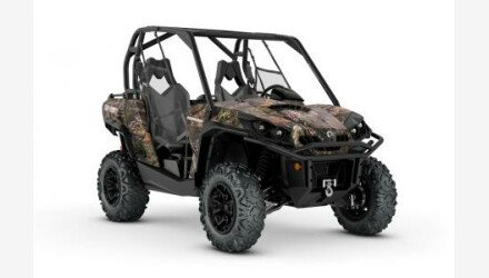 2018 Can-Am Commander 1000R for sale 200719652