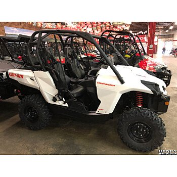 2018 Can-Am Commander 800R for sale 200502111
