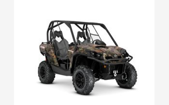 2018 Can-Am Commander 800R for sale 200504402