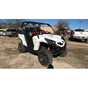 2018 Can-Am Commander 800R for sale 200678053