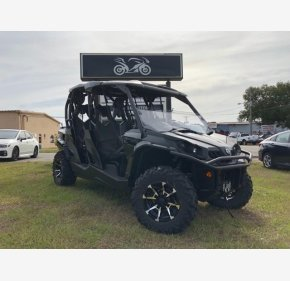 2018 Can-Am Commander MAX 1000R for sale 200668379