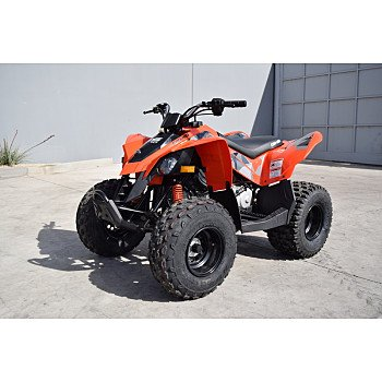 2018 Can-Am DS 70 for sale 200492496