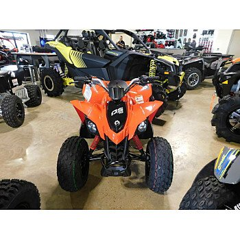 2018 Can-Am DS 70 for sale 200673821
