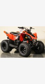 2018 Can-Am DS 70 for sale 200566865