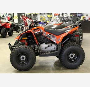 2018 Can-Am DS 70 for sale 200621711