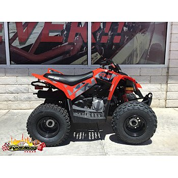 2018 Can-Am DS 90 for sale 200494323