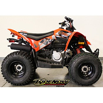 2018 Can-Am DS 90 for sale 200566819