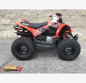 2018 Can-Am DS 90 for sale 200761557
